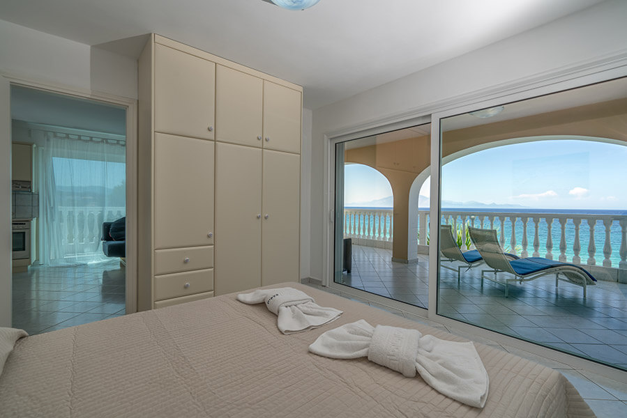Paradise Playa Del Zante Studio Apartments Psarou Zante Zakynthos Greece