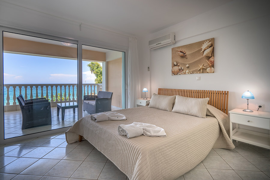 Villa Playa Del Zante Studio Apartments Psarou Zante Zakynthos Greece