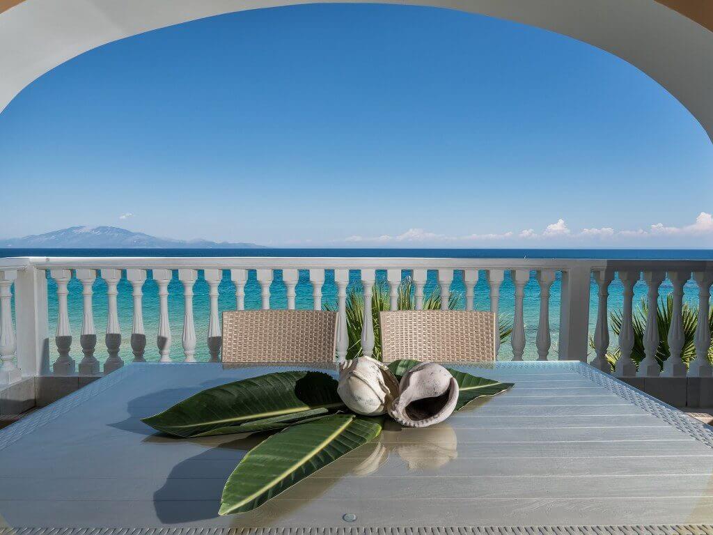 Paradise Apartments Playa Del Zante Psarou Greece