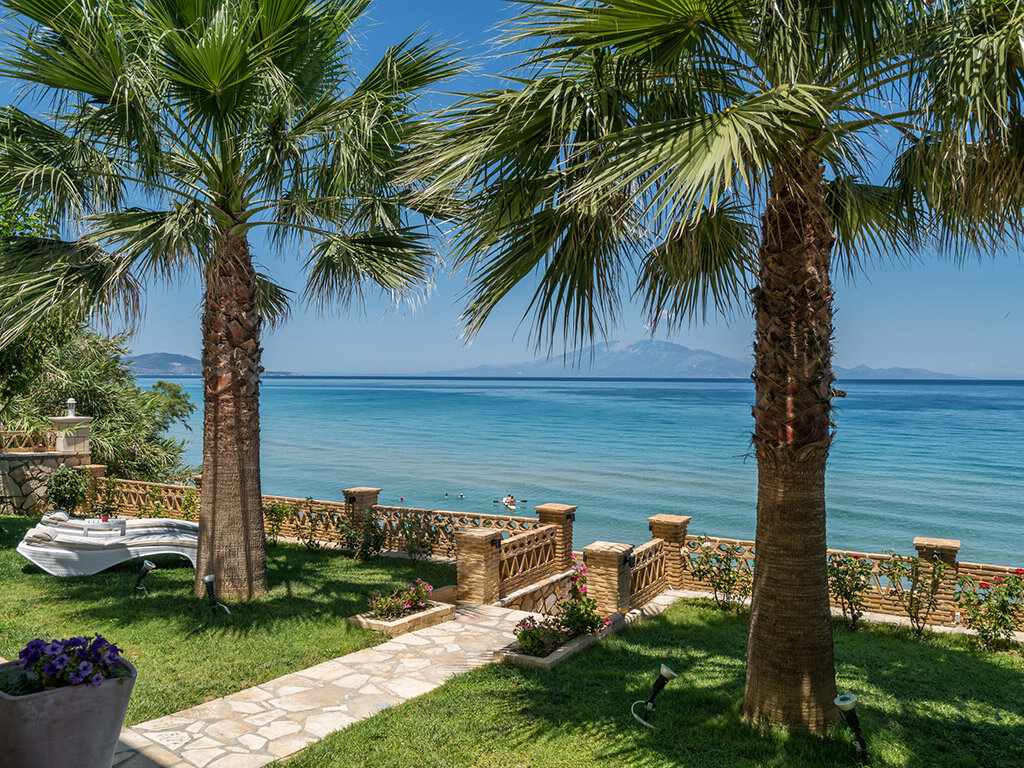 Location Playa Del Zante Studio Apartments Psarou Zante Zakynthos Greece